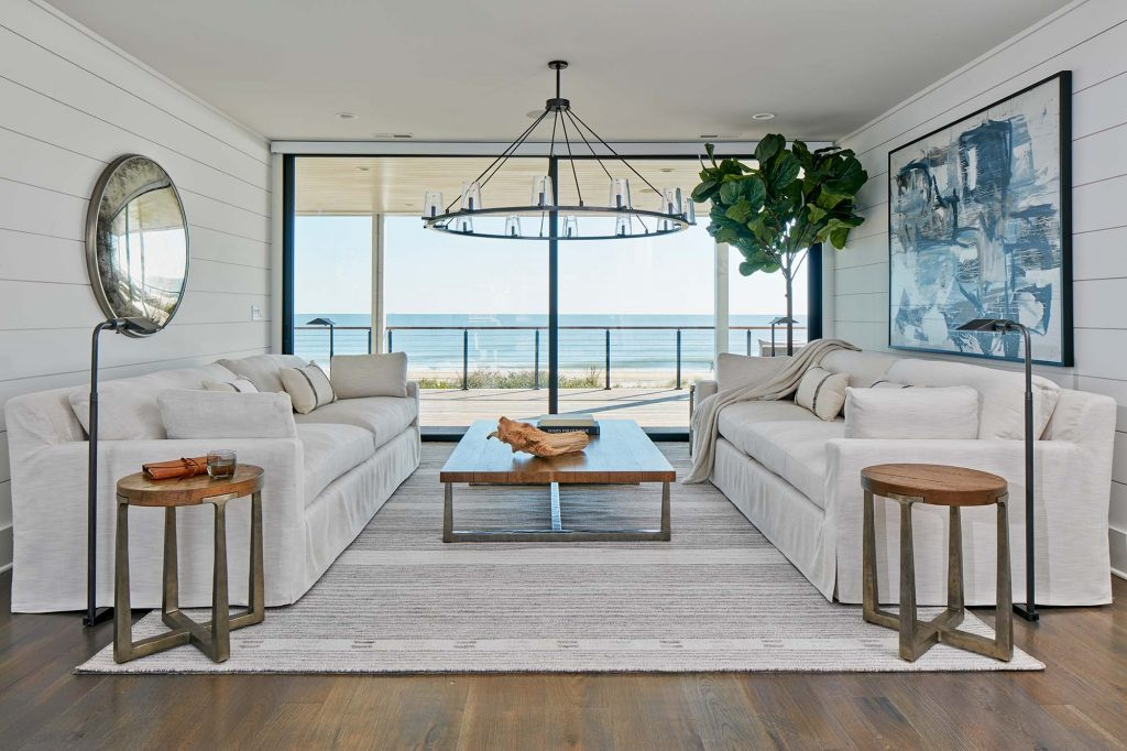 Practically every room in Surfside boasts a breathtaking view of the ocean.